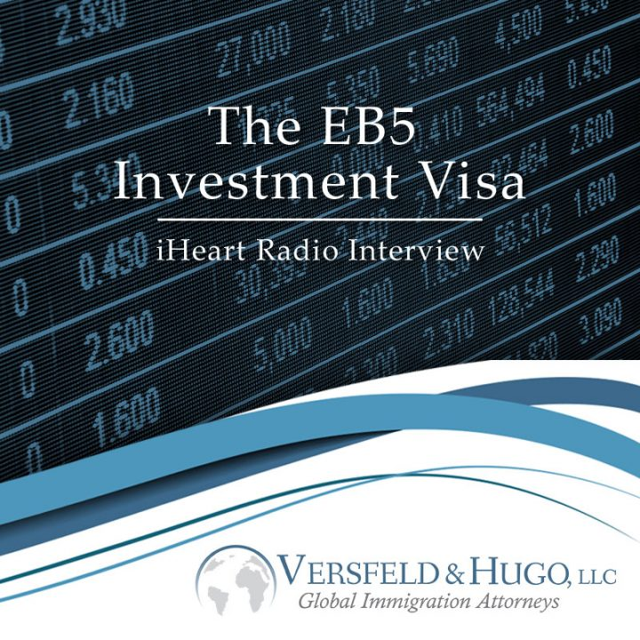 iHeart Radio Interview: The EB5 Visa – #Immigrate2America Ep26